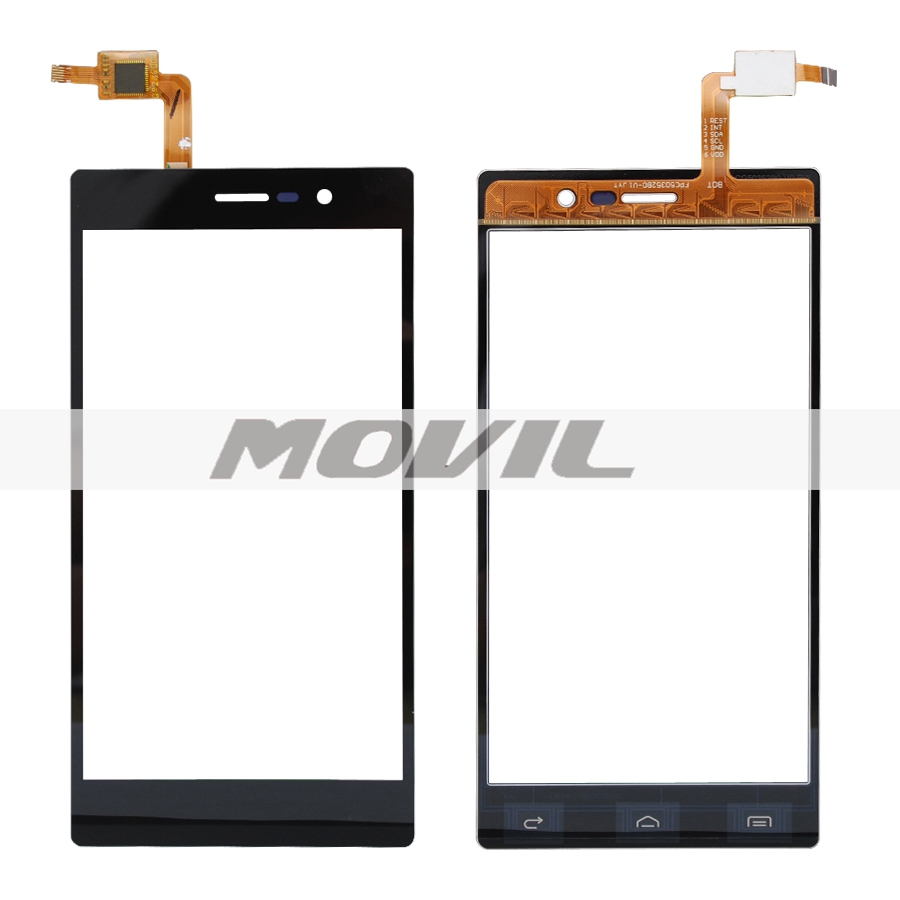 Original DG900 Touch Screen Front Glass Panel for DOOGEE Turbo 2 DG900