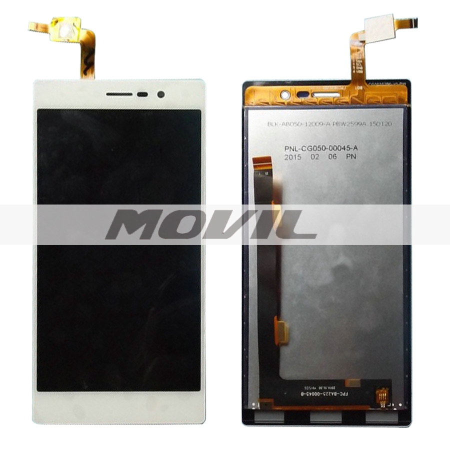 Original DOOGEE DG900 LCD and Touch Screen Assembly Repair Parts for DOOGEE DG900