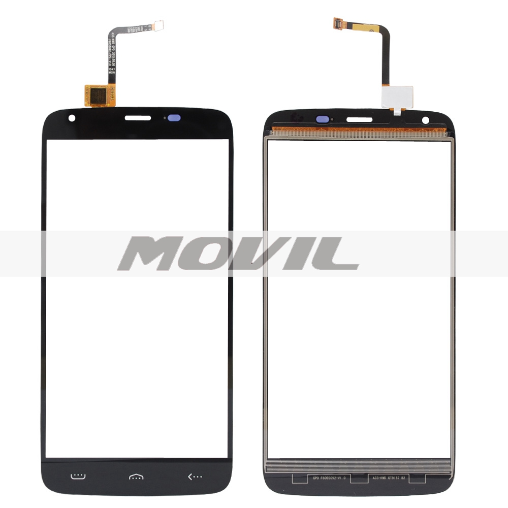 Original Doogee Homtom HT6 Touch Screen Replacement Touch Panel Black