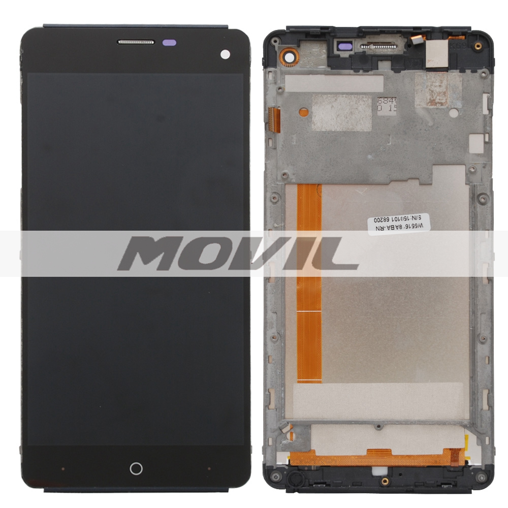 Original Elephone G7 LCD and Touch Screen Assembly With Frame for Elephone G7
