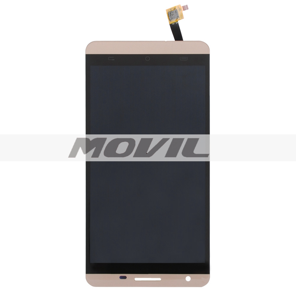 Original Golden For CUBOT X15 LCD Display And Touch Screen Assembly