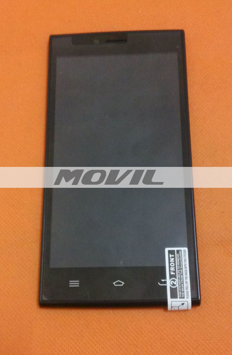 Original LCD Display +Digitizer Touch Screen Glass+ Frame for THL T6C 5.0inch MTK 6580 Quad Core