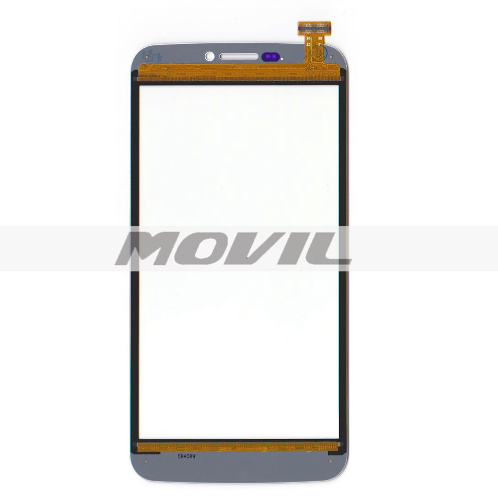 Original New For Archos 59 Xenon Touch Screen Digitizer glass For Archos 59