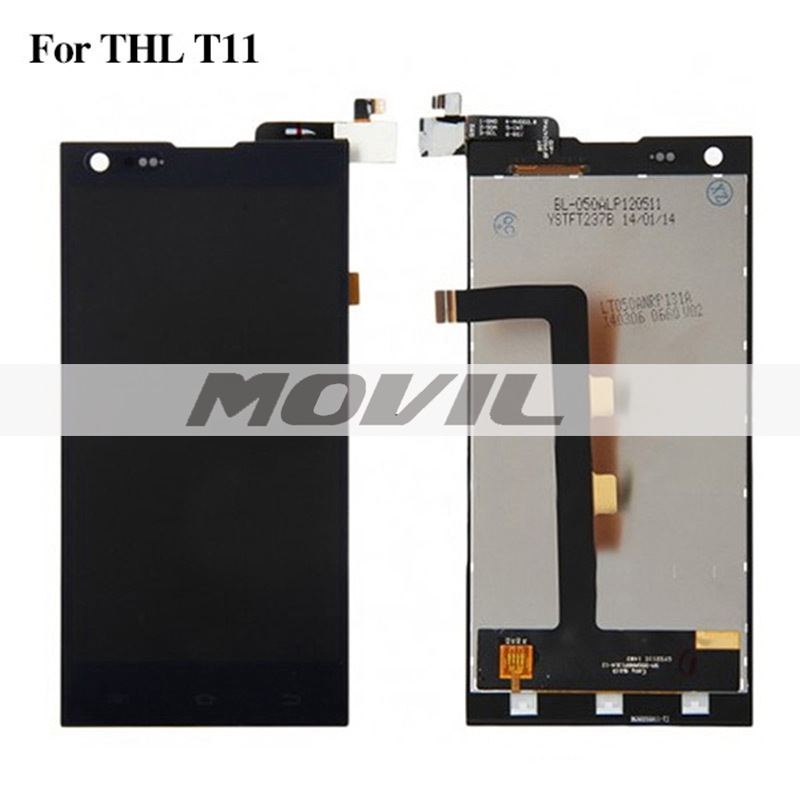 Original THL T11 Lcd Display + Touch Screen