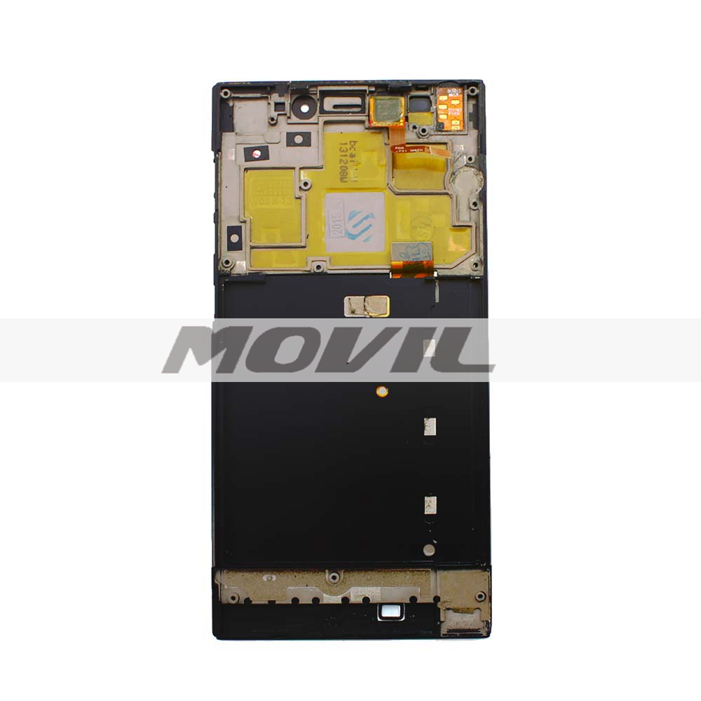 Original WCDMA LCD Display + Touch Screen Digitizer Assembly With Frame For Xiaomi mi3 xiaomi m3
