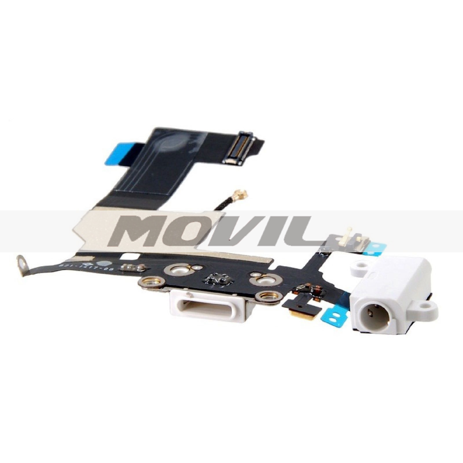 Replacement Dock Connector Antenna Headphone Jack Flex Cable For iPhone 5
