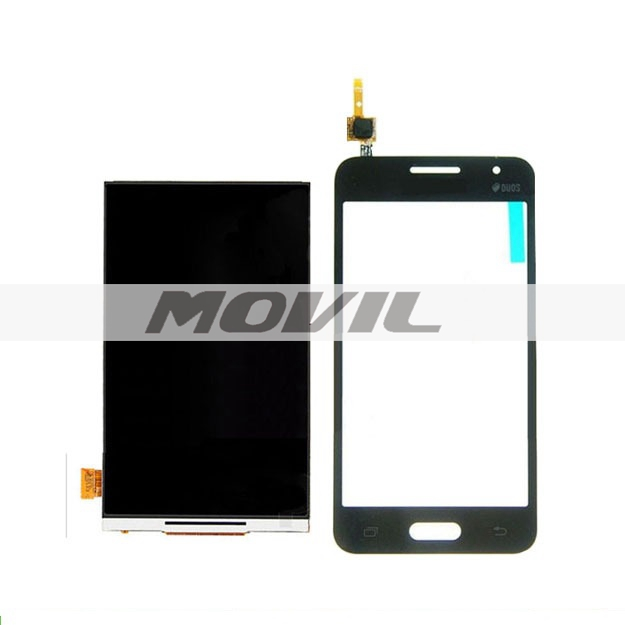 Replacement LCD Display + Touch Screen Digitizer for Samsung Galaxy Core 2 SM-G355H G355 Black or White
