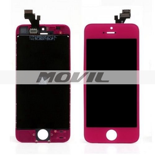 Replacement LCD Display and Touch Screen Digitizer for iPhone 5C rose