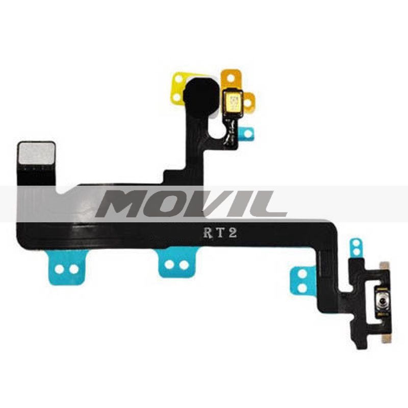 Switch On Off Power Button Flex Cable Replacement for iPhone 6 6G 4.7 inch