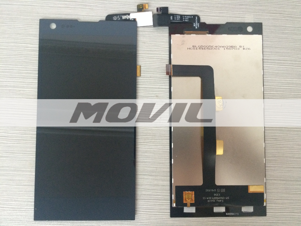 THL T100 T100S Full LCD Display + Touch Panel Screen Glass Assembly Replacement Parts