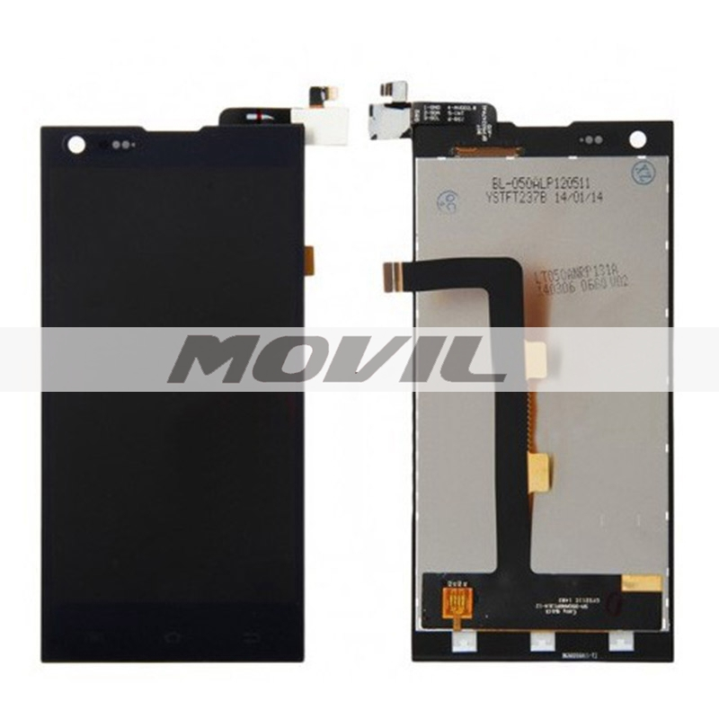 THL T100S LCD Display + Digitizer Touch Screen Assembly For THL T100S