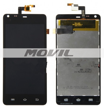 THL T5 LCD Display + Digitizer Touch Screen