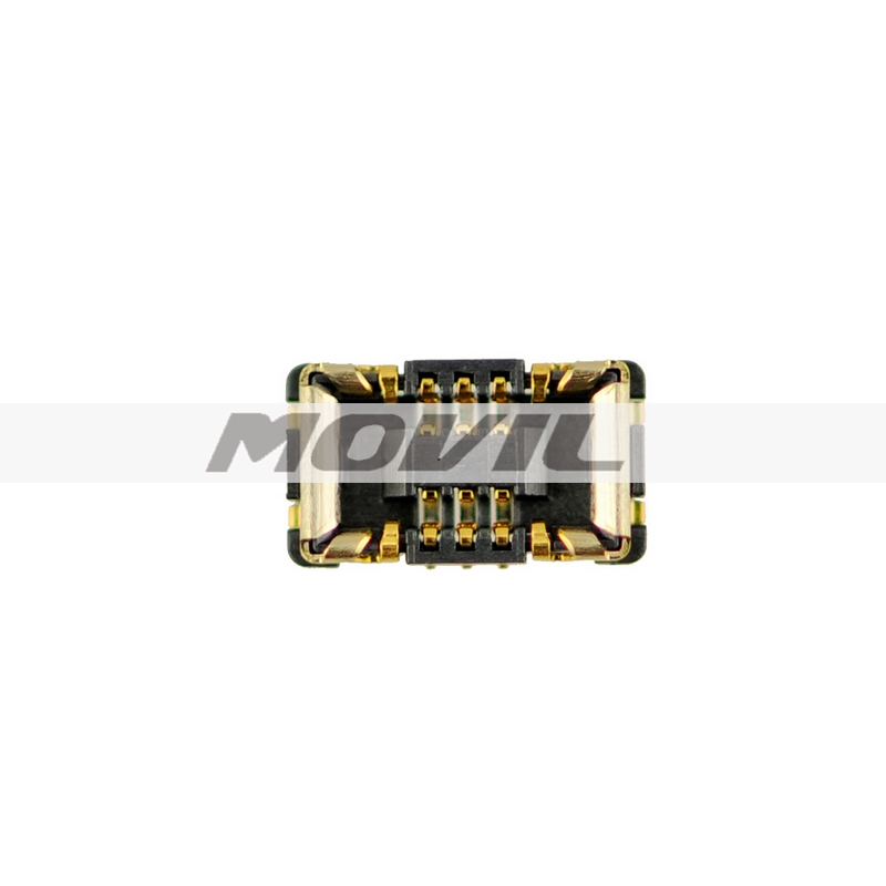 Telephone Volume flex FPC Connector On Motherboard Mainboard For iPhone 6 plus 5.5inch