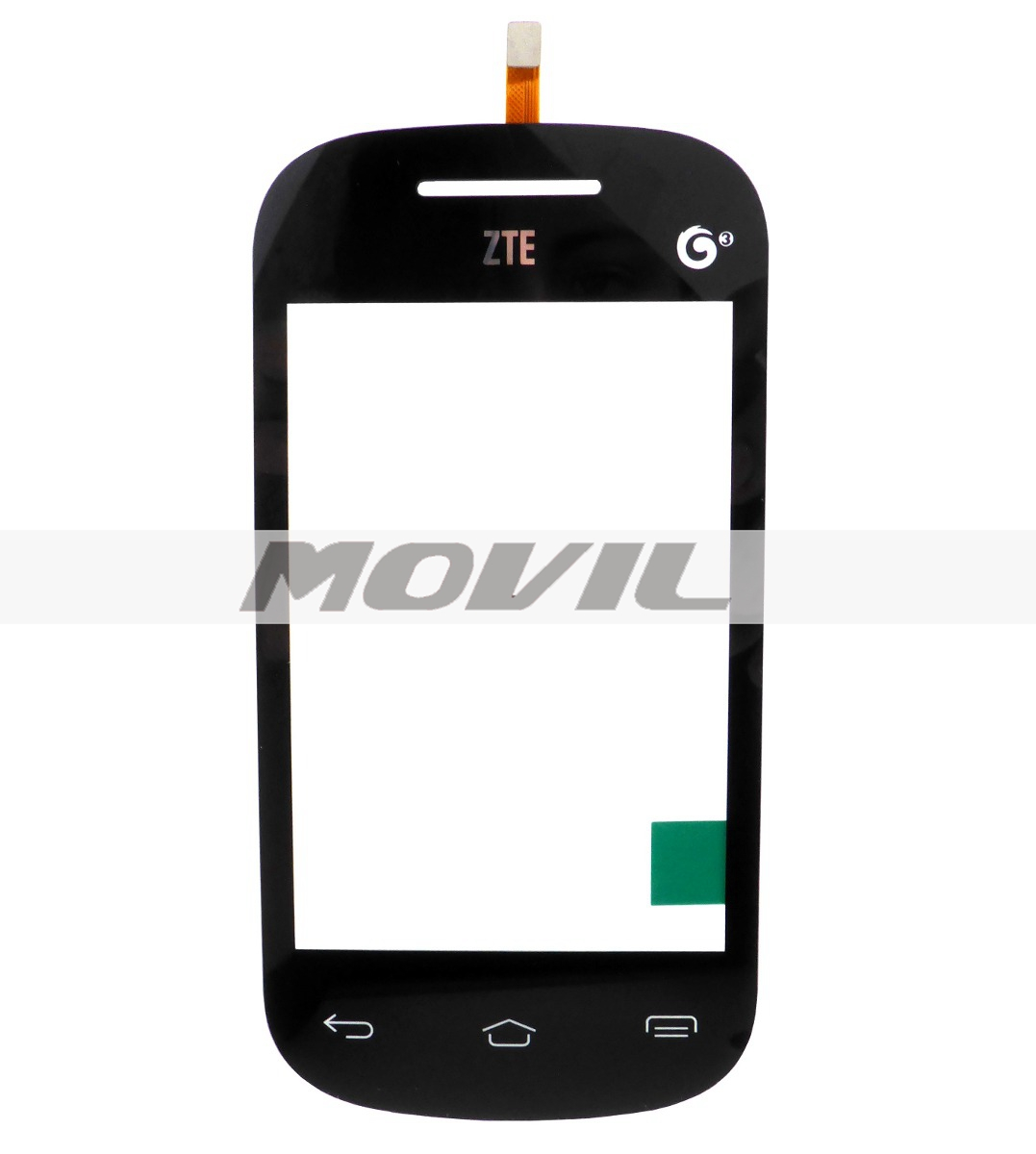 Touch Screen  For Zte U791 N795