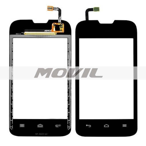 Touch Screen For Huawei Ascend Y210 Touch Screen Digitizer Replacement External screen Black