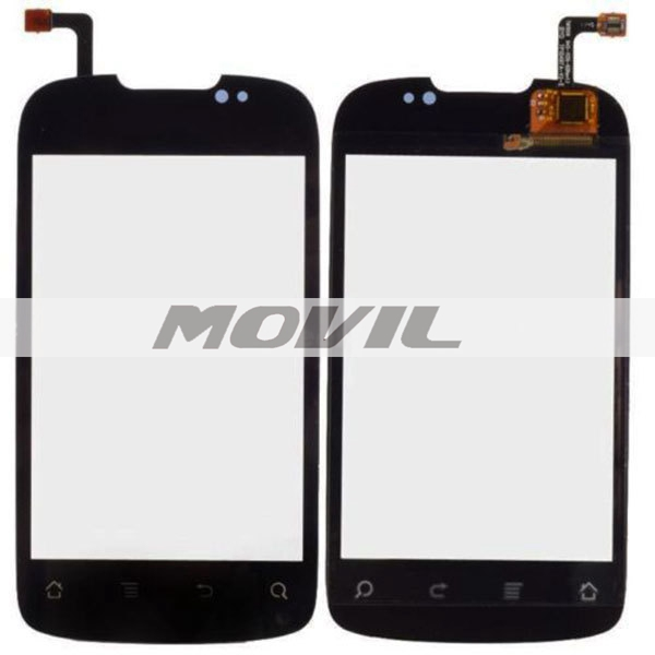 Touch Screen For Huawei U8650 Front Touch Screen Digitizer Glass Replacement External Screen Black