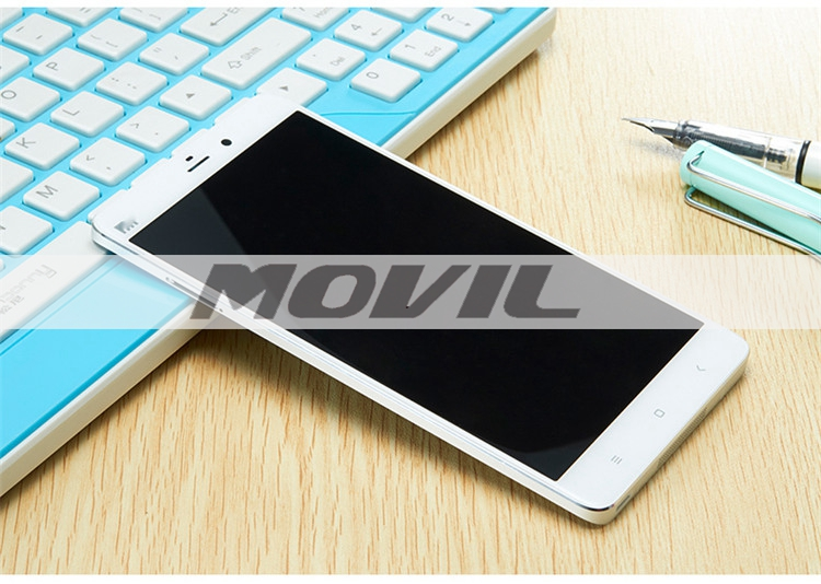 White Black LCD For Xiaomi Mi Note LCD+Touch Screen