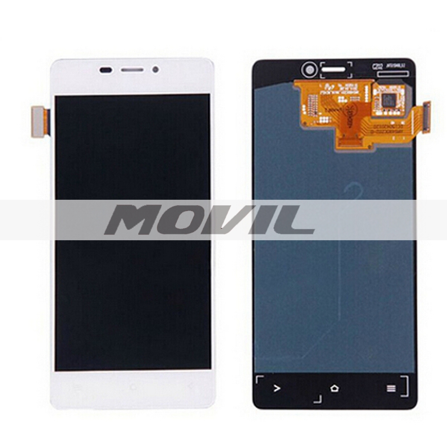 White Full LCD Display FOR Gionee ELIFE S5.1 GN9005&FLY IQ4516 Digitizer touch Screen