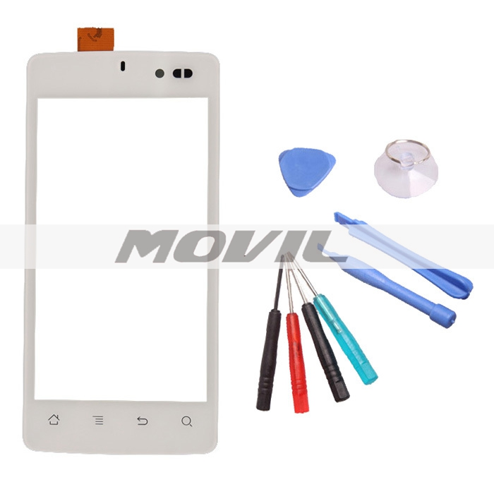 White Handwrite Panel Digitizer Touch screen Platinum+Free Replacement Repair Tool For Archos 45