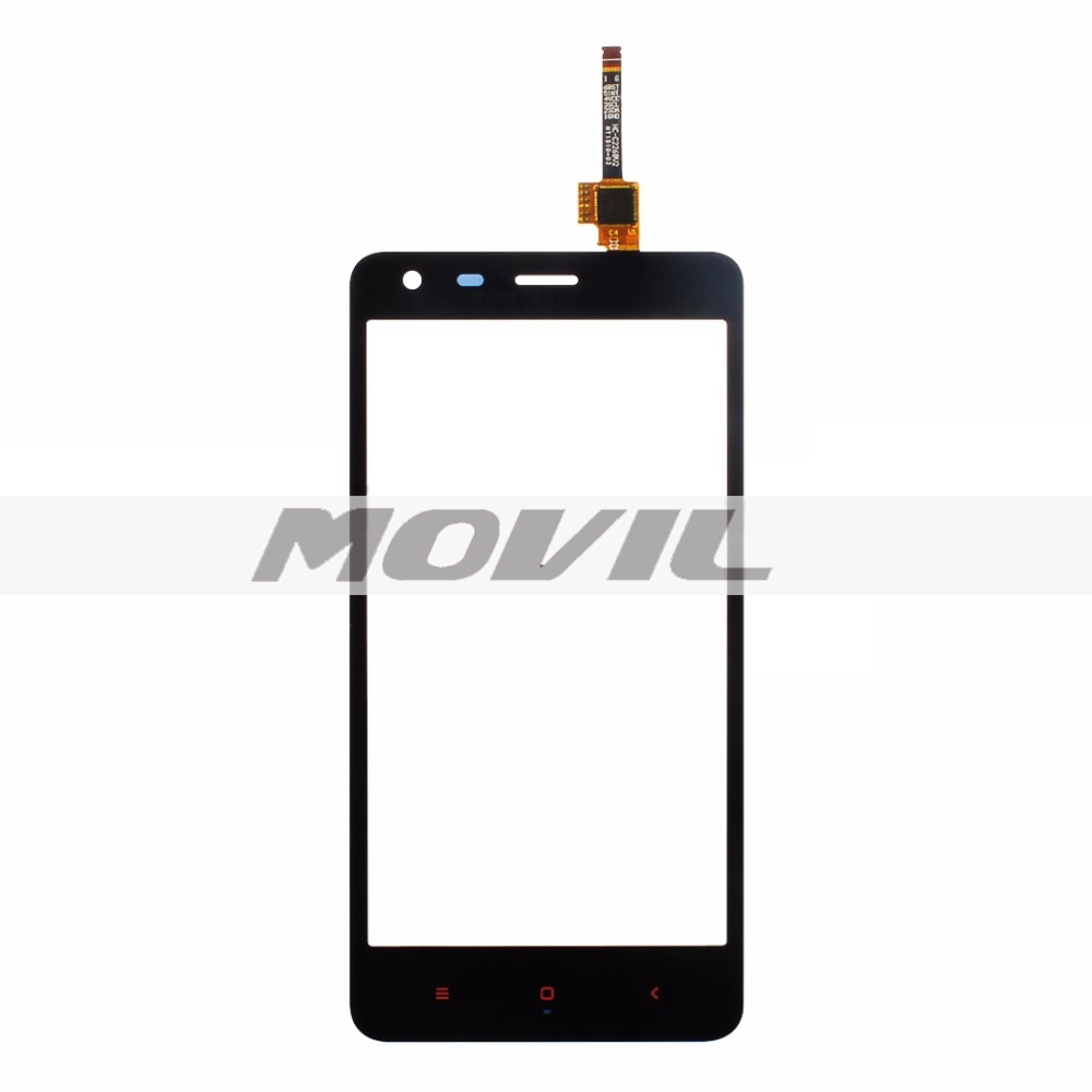 Xiaomi Redmi 2 Touch Screen Original Touchscreen for Xiaomi Hongmi 2 Outer Glass Panel