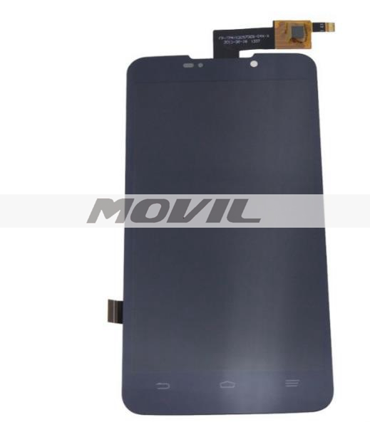 black Full Original Complete Archos 50 Platinum Display LCD Touch Screen with Digitizer Assembly For ARCHOS 50 Platinum