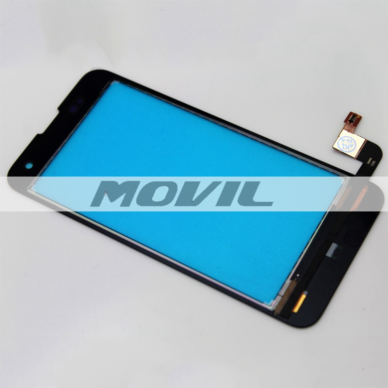 black Replacement Front Screen Protector Outer Cover Touch Screen Digitizer Glass Fit For Xiaomi 2S Mi2S