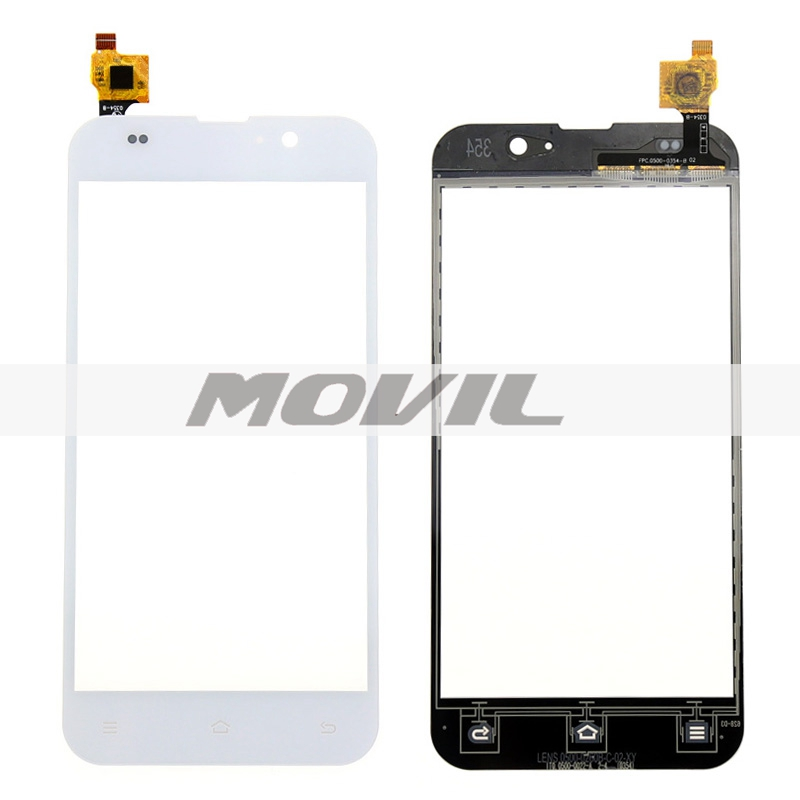 black Touch Screen digitizer glass touch panel For ZOPO ZP980 ZP980+ C2 C3