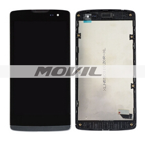 black color For Lg Leon H340 h320 h324 H340N Lcd Display With Touch Glass Digitizer
