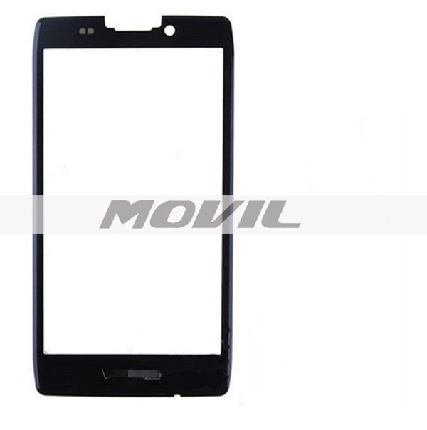 black white Outer Front Glass Lens Lcd Screen display digitizer FOR Motorola DROID RAZR MAXX HD XT925 XT926
