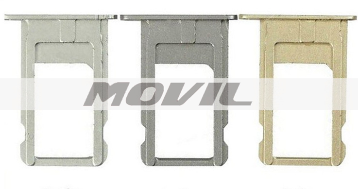 ew Sim Card Tray Slot Holder For iphone 6s 6splus silvergreygold +tracking