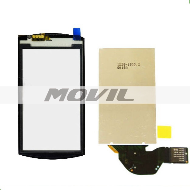 for Sony Ericsson Vivaz U5 U5i Touch Screen Digitizer Glass+ LCD Display Panel Repair Replacement
