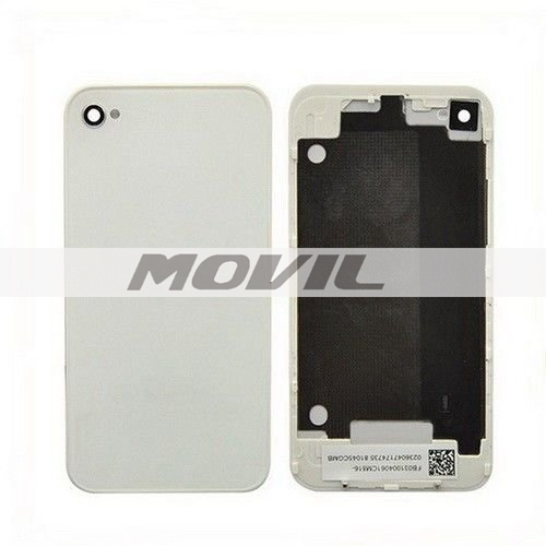 glass battery back rear cover for AT&T GSM iPhone 4 4G