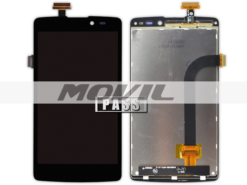 gorilla glass LCD screen display + Touch Screen Digitizer For coolpad r815
