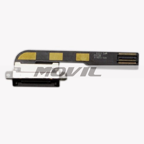 iPad 2 Dock Connector Charging Assembly Flex Cable