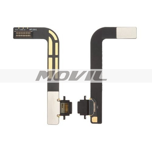 iPad 4 4th Gen Black Charger Charging Connector Dock Port Flex Cable Replacement Repair Part