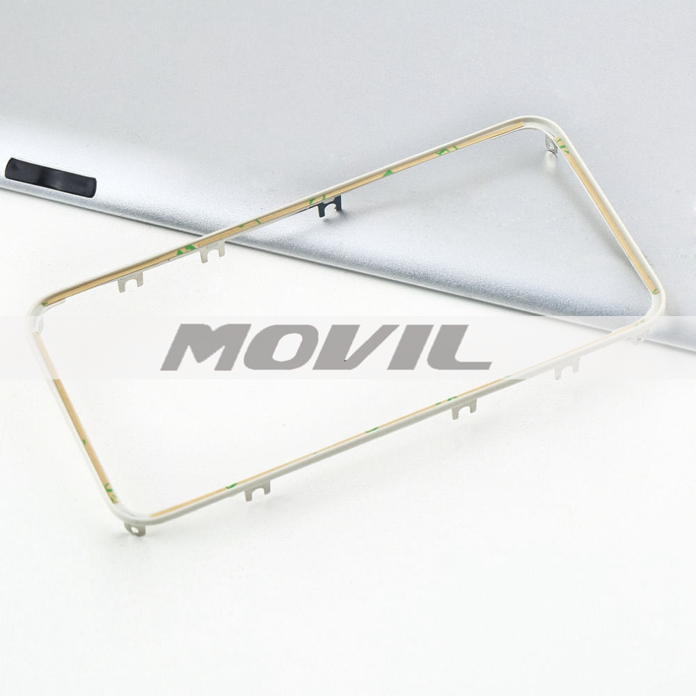 iPhone 4G Front Frame Bezel LCD Holder Replacement Part WHITE