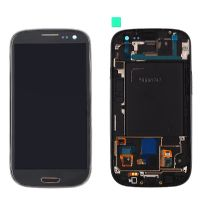 LCD Screen For Samsung S3 i747 With Frame