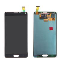 LCD Screen For Samsung Note 4 Black