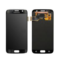 LCD Screen For Samsung S7 Black