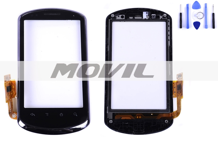 screen digitizer for Huawei u8800 IDEOS X5 C8800 touch with frame New and original