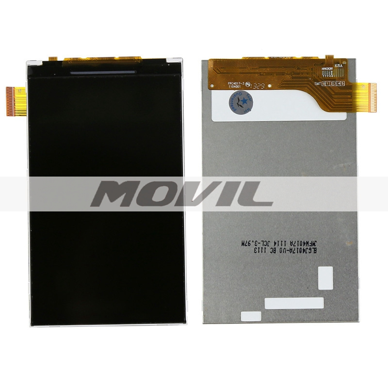 tested Lcd Screen display for Alcatel One Touch POP C3 Dual OT-4033E OT4033 4033A 4033D 4033X